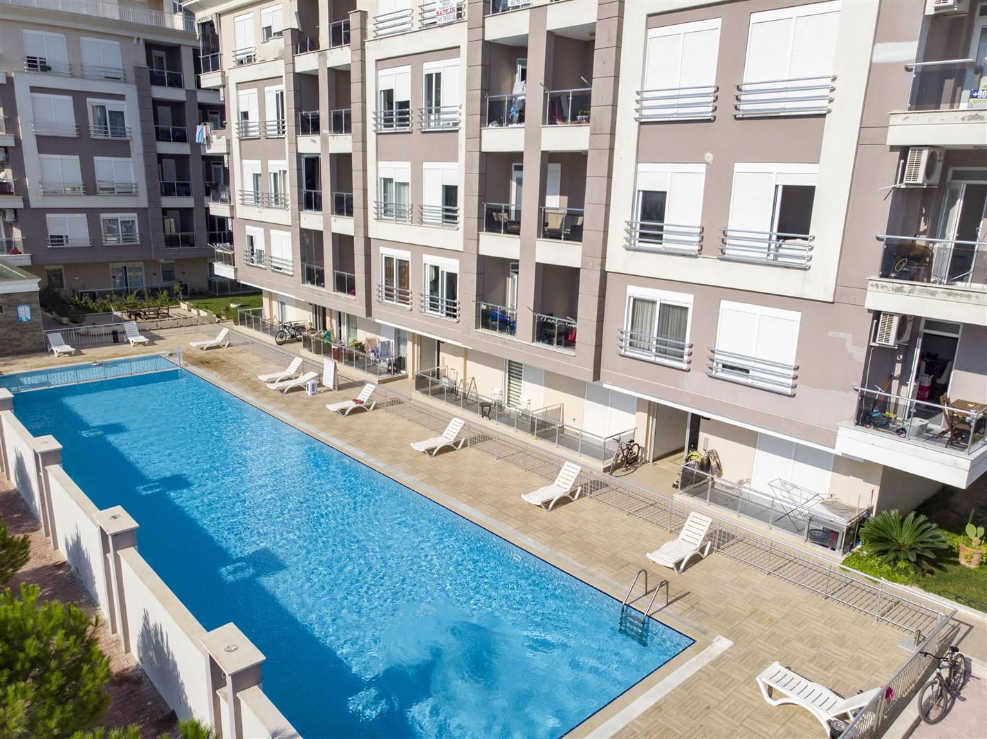 Двухкомнатная квартира в районе Коньяалты - Фото 9