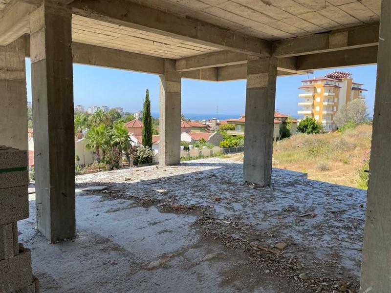 Квартиры в жилом комплексе на этапе строительства в посёлке Авсаллар. - Фото 15