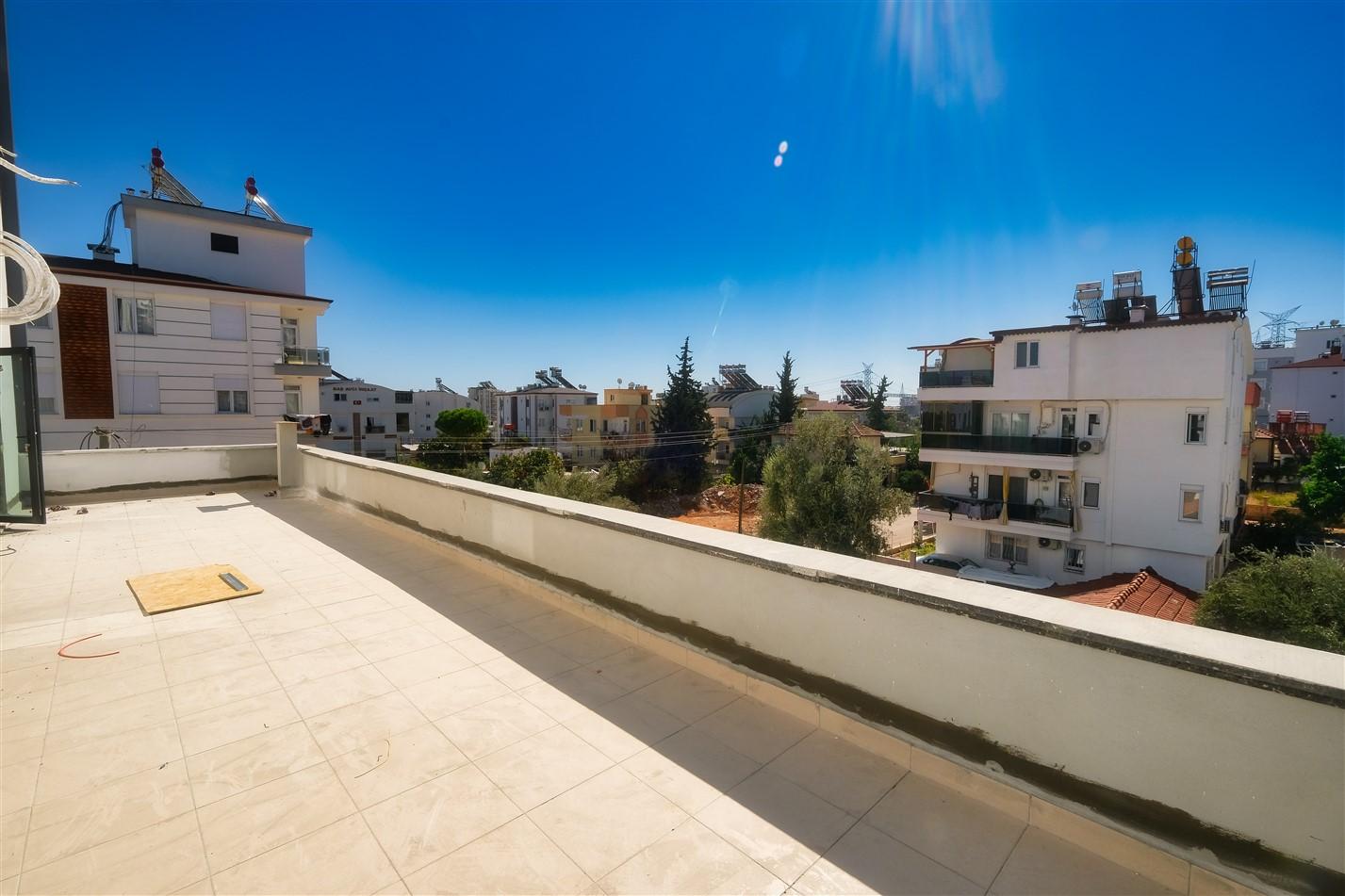 Четырёхкомнатная квартира в Анталье по демократичной цене - Фото 4