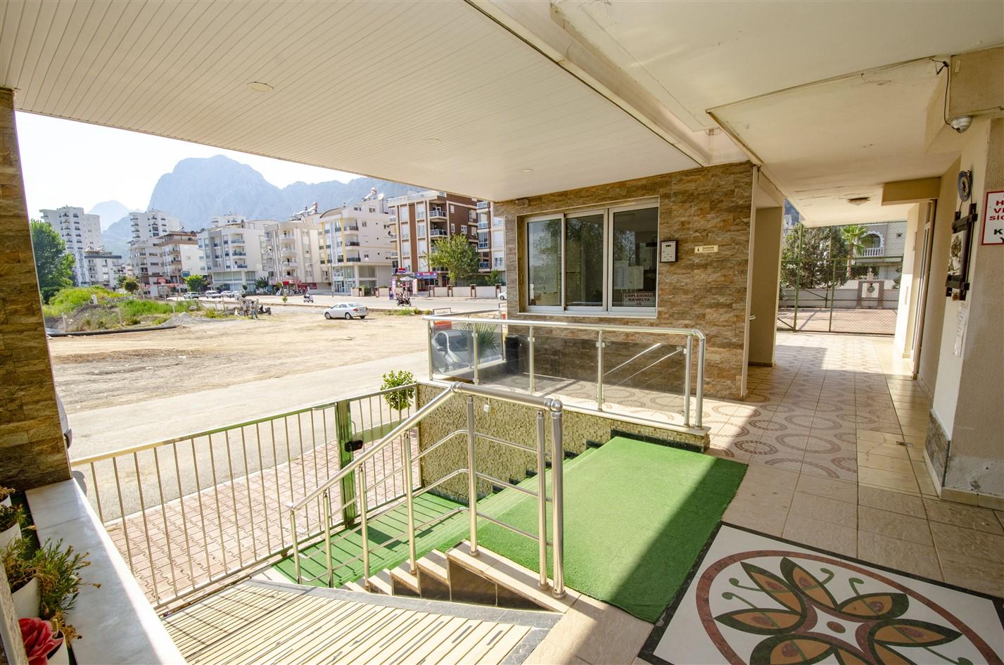 Двухкомнатная квартира в районе Коньяалты - Фото 4