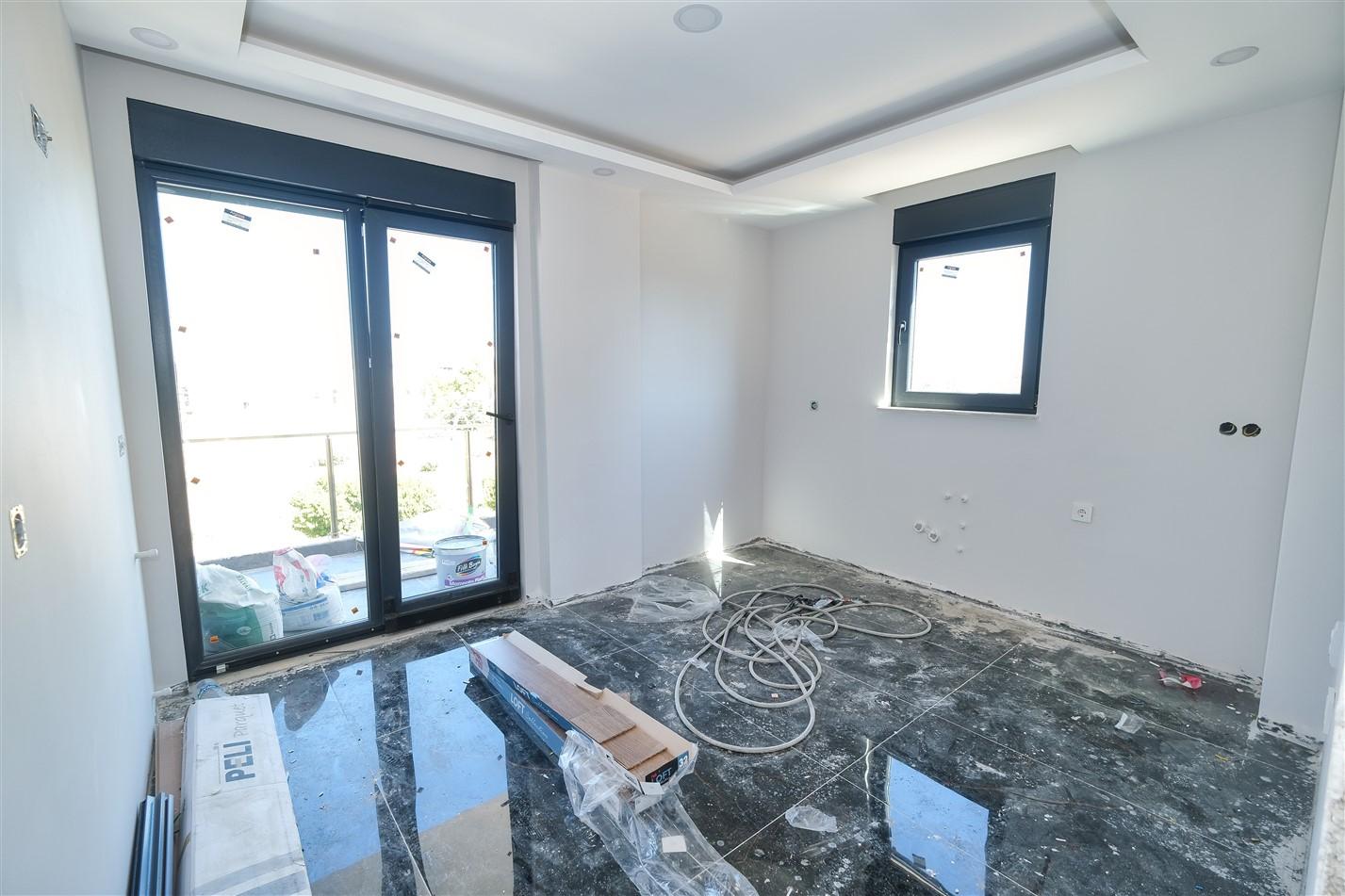 Четырёхкомнатная квартира в Анталье по демократичной цене - Фото 9