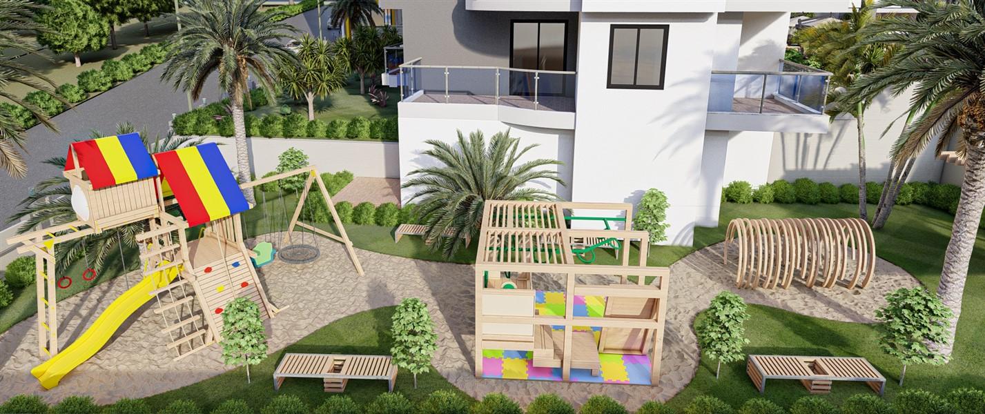 Элитный проект жилого комплекса в районе Махмутлар - Фото 18