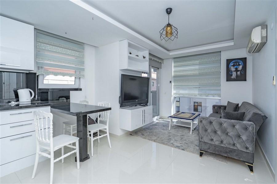 Двухкомнатная квартира в самом центре курортной Аланьи. - Фото 6