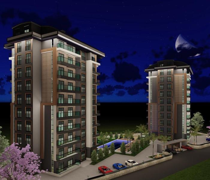 Новый инвестиционный проект элитной недвижимости в посёлке Авсаллар. - Фото 5