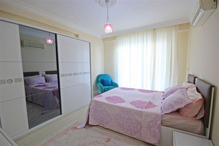 Трёхкомнатная квартира с мебелью в 100 метрах от пляжа. - Фото 14