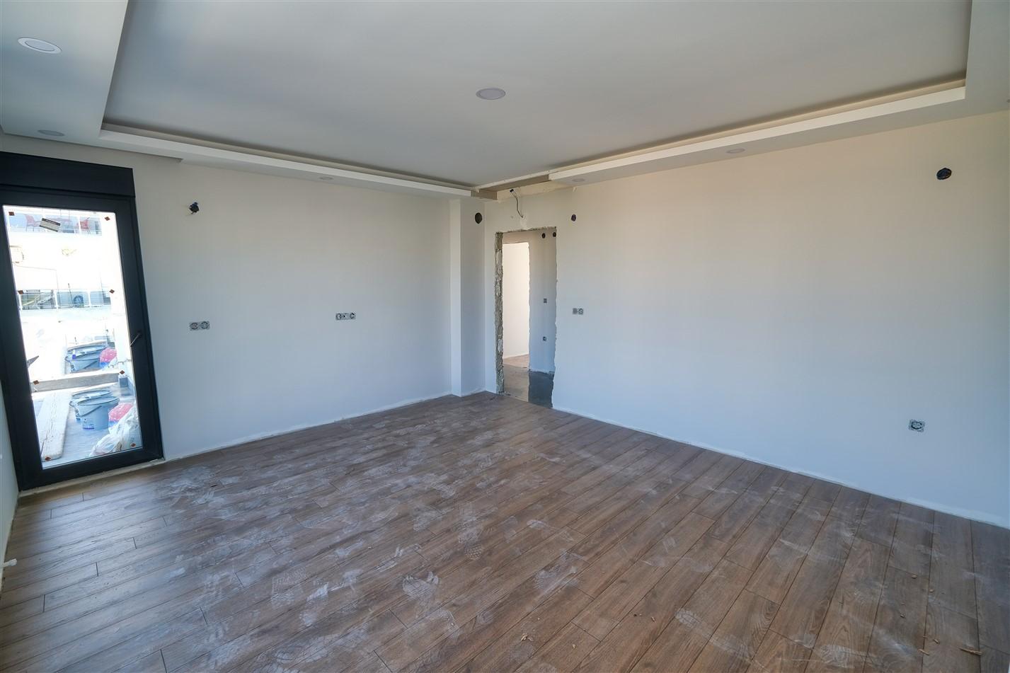 Четырёхкомнатная квартира в Анталье по демократичной цене - Фото 14