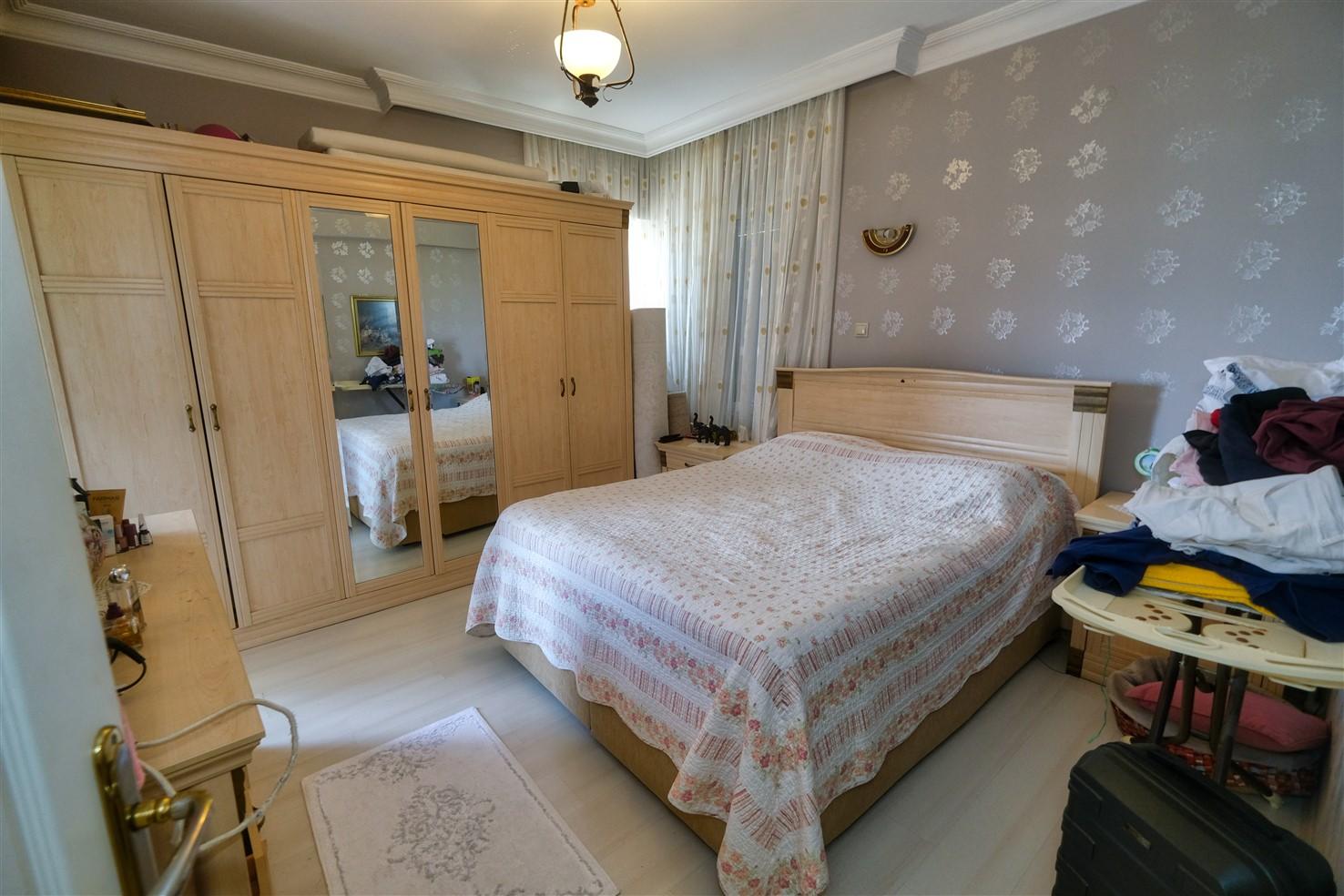Квартира 3+1 в микрорайоне Лиман, Коньяалты - Фото 21