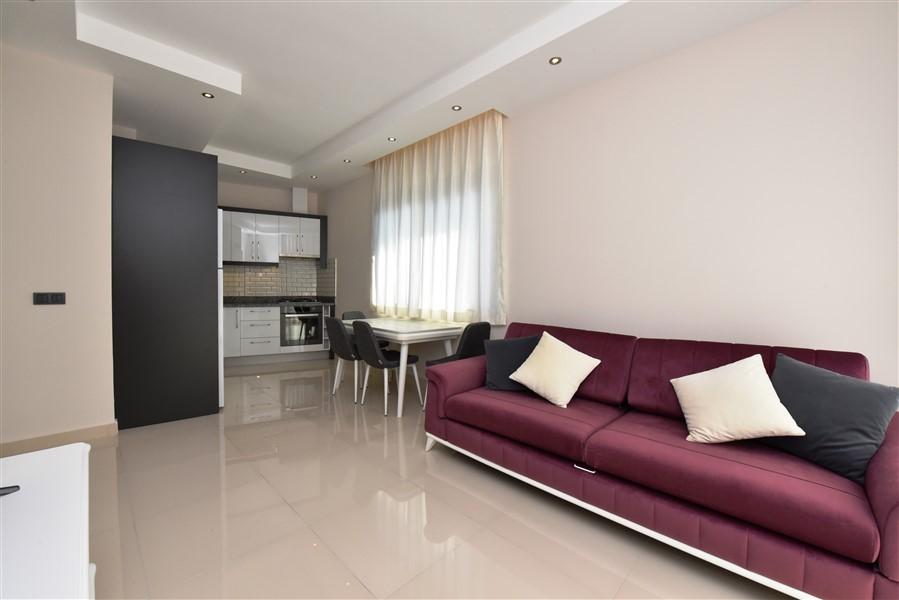 Меблированная квартира 1+1 в посёлке Авсаллар - Фото 8