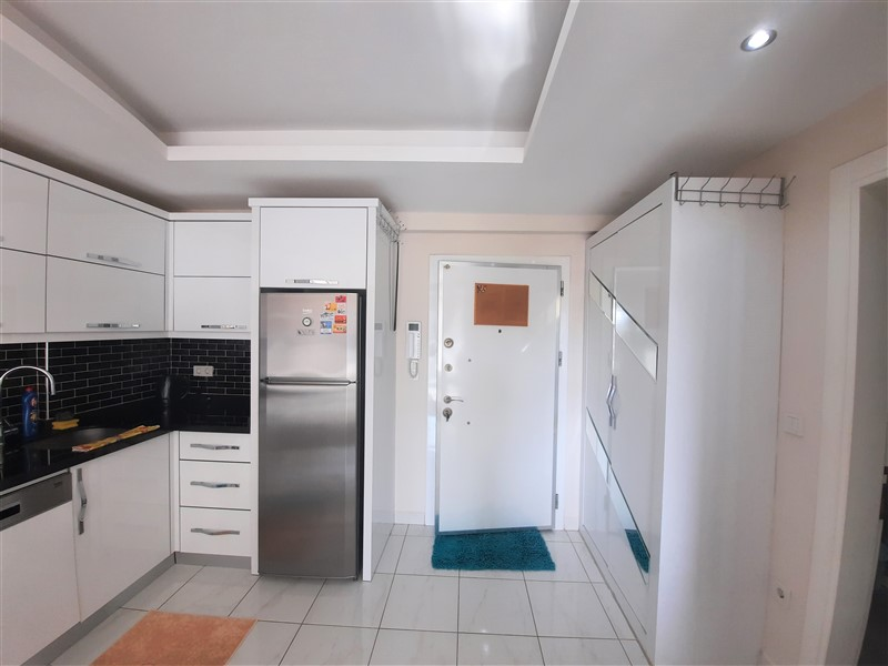 Меблированная квартира 1+1 в районе Махмутлар. - Фото 12