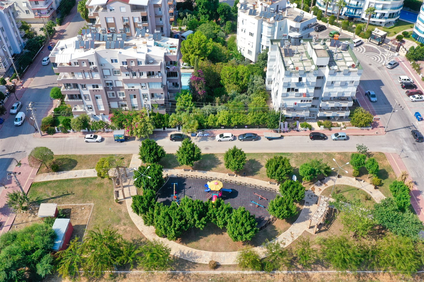 Двухуровневая квартира 3+1 в микрорайоне Хурма. - Фото 20