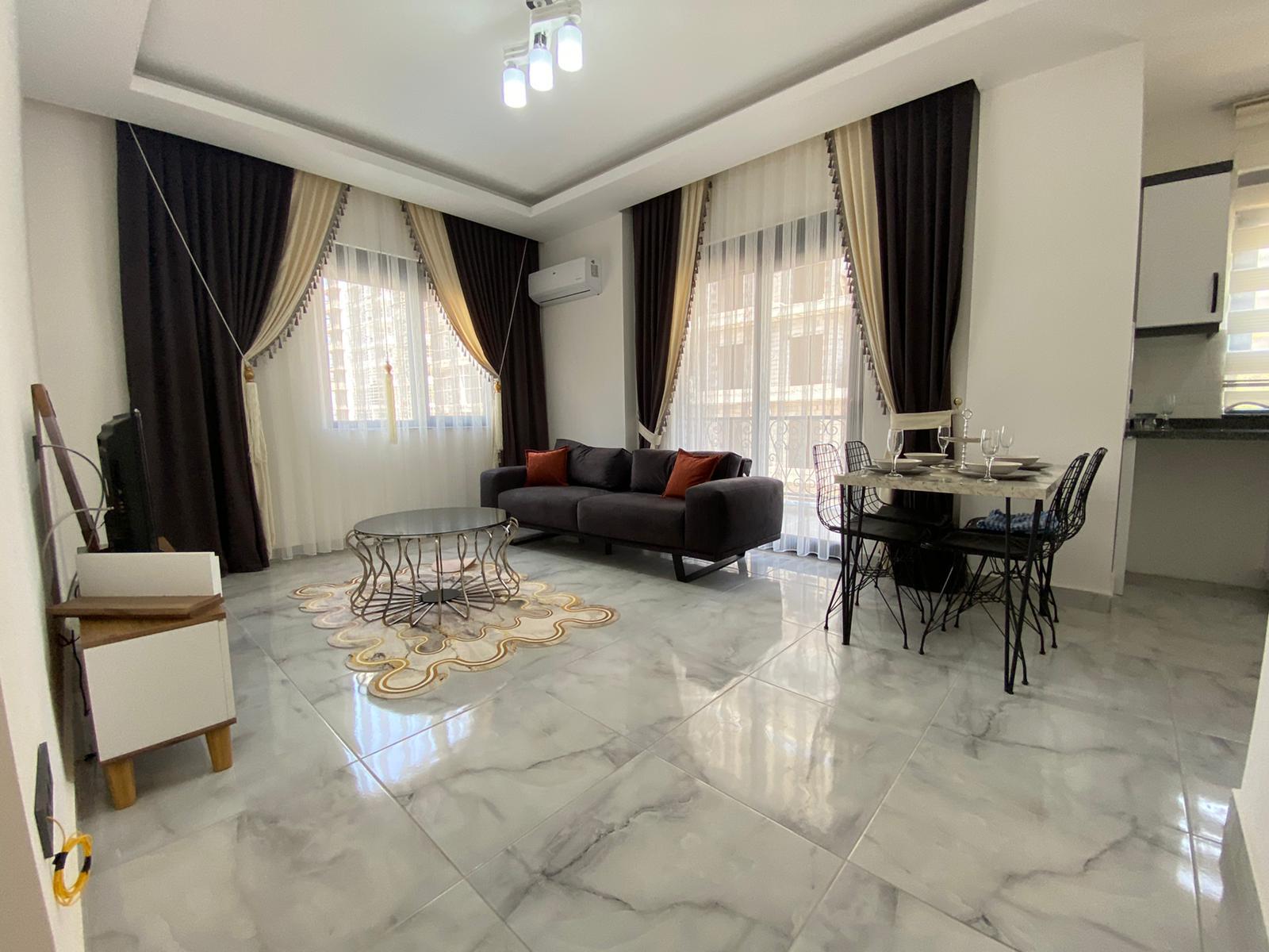 Двухкомнатная квартира в районе Махмутлар. - Фото 6