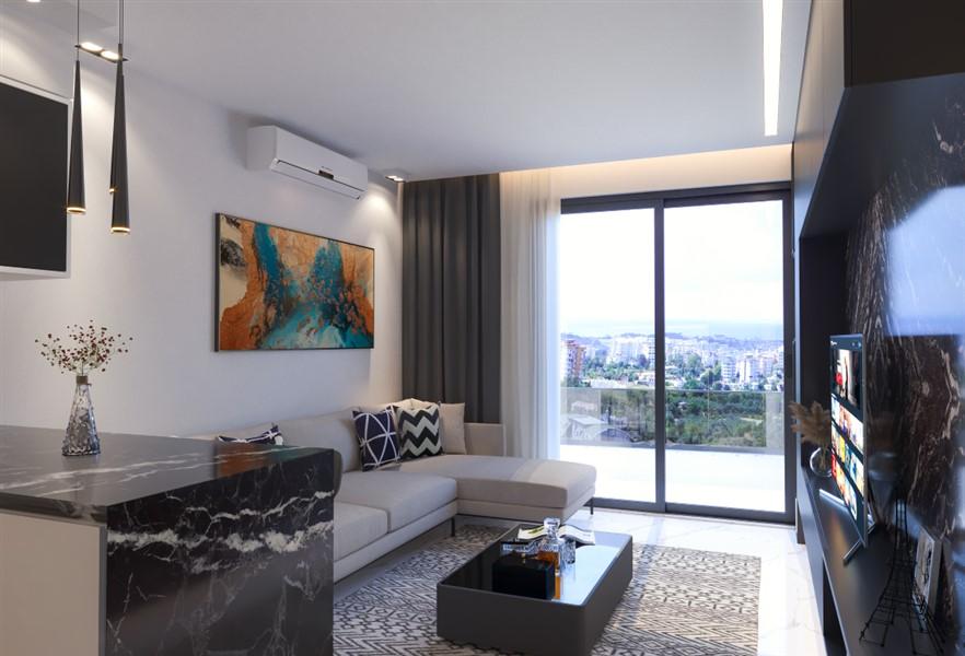 Квартиры с видом на Средиземное море по ценам строительной компании. - Фото 28