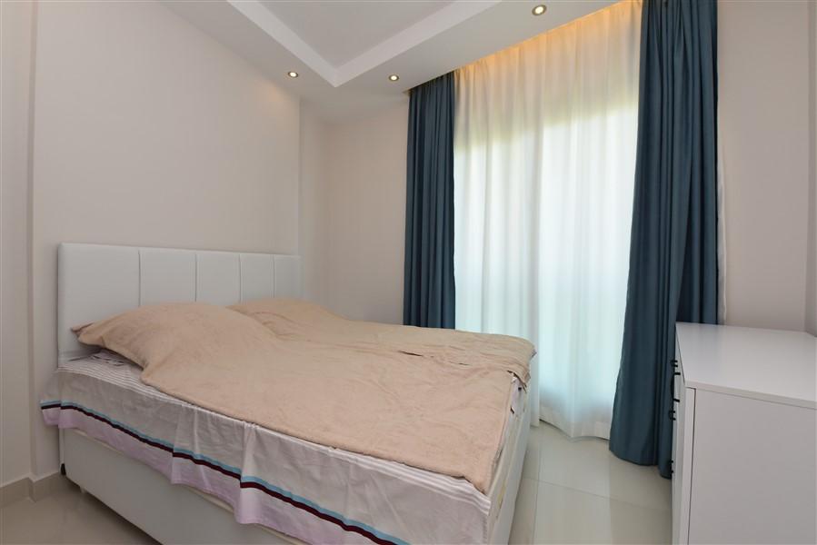 Двухкомнатная квартира с мебелью в курортном посёлке Авсаллар - Фото 9