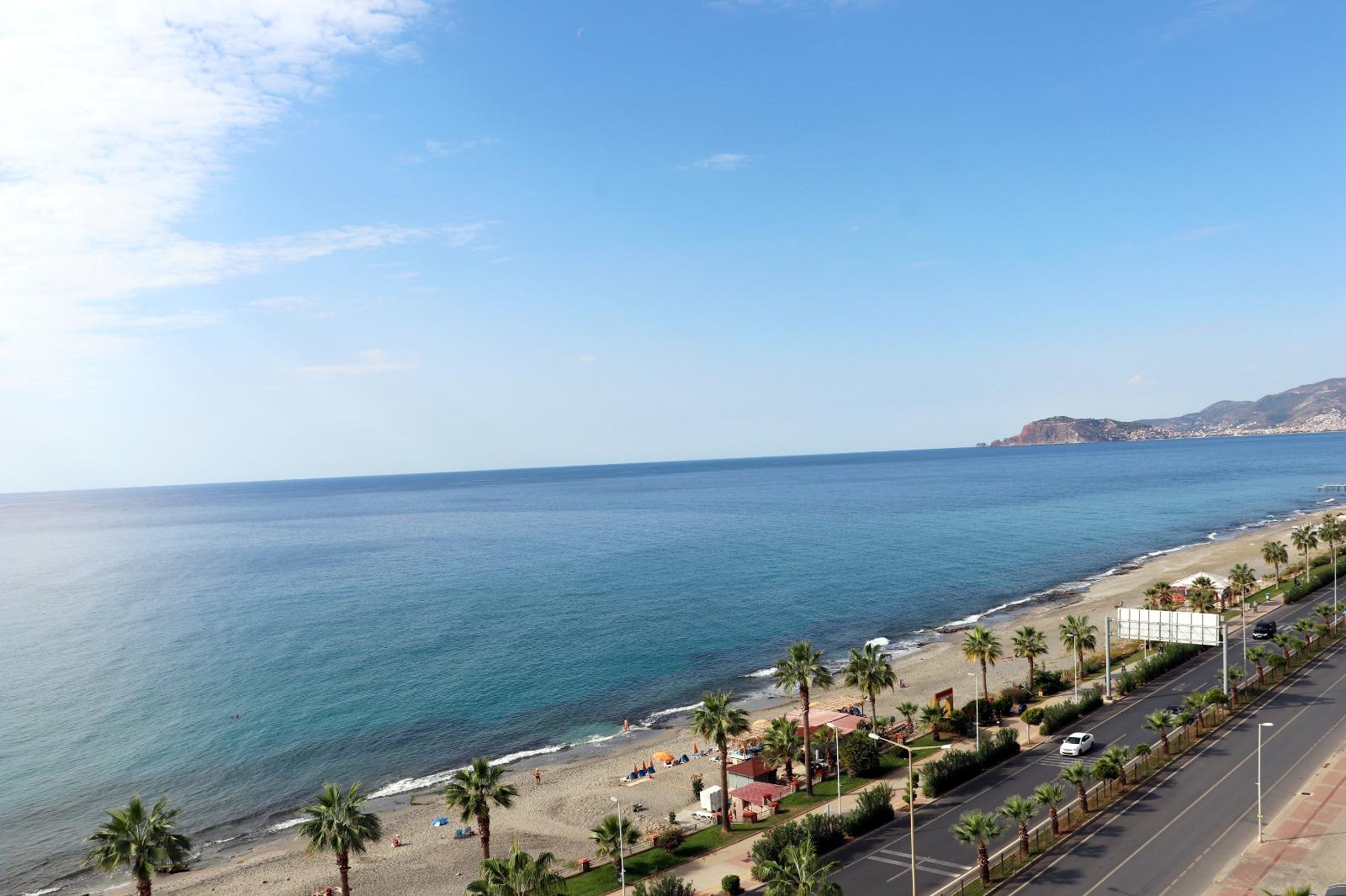 Меблированная квартира 1+1 с панорамным видом на Средиземное море - Фото 4