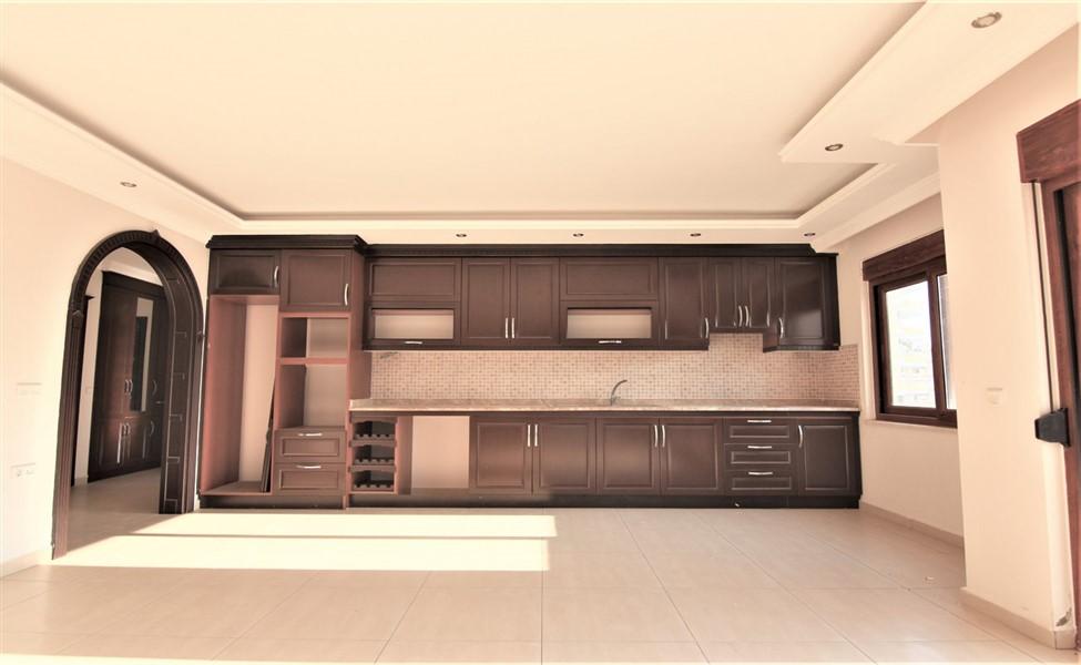 Трёхкомнатная квартира в центре района Махмутлар - Фото 10