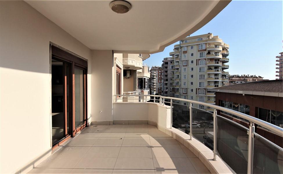 Трёхкомнатная квартира в центре района Махмутлар - Фото 13