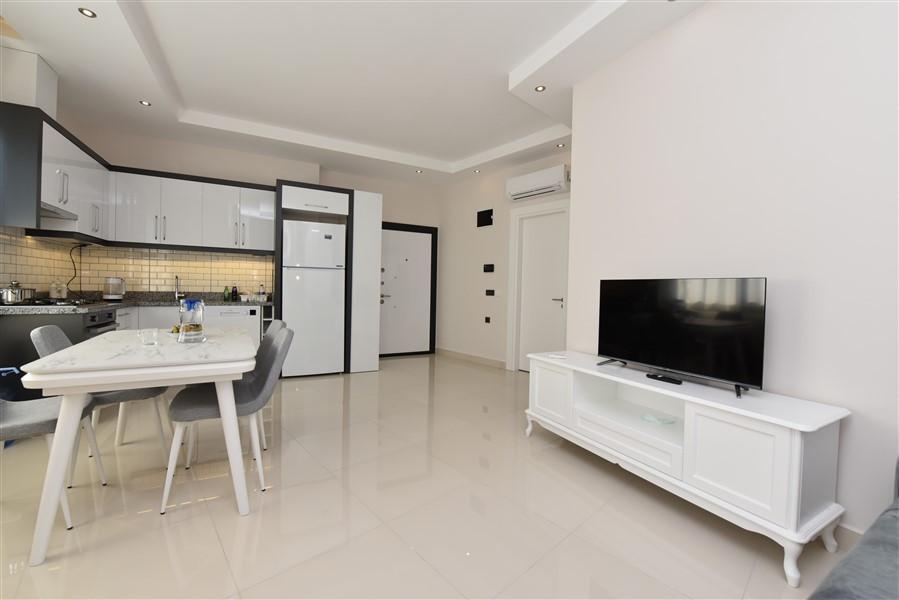 Двухкомнатная квартира с мебелью в курортном посёлке Авсаллар - Фото 8