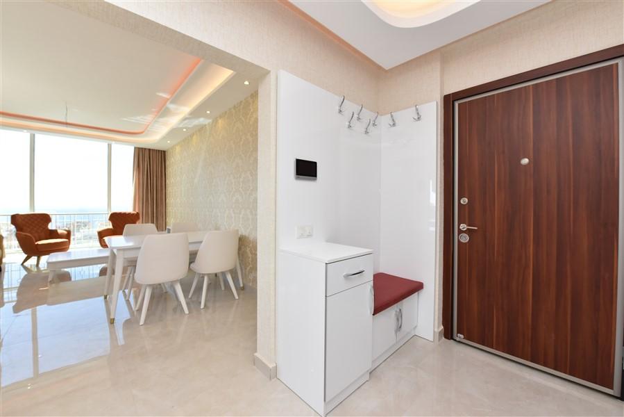 Меблированная квартира 2+1 с видом на Средиземное море. - Фото 14
