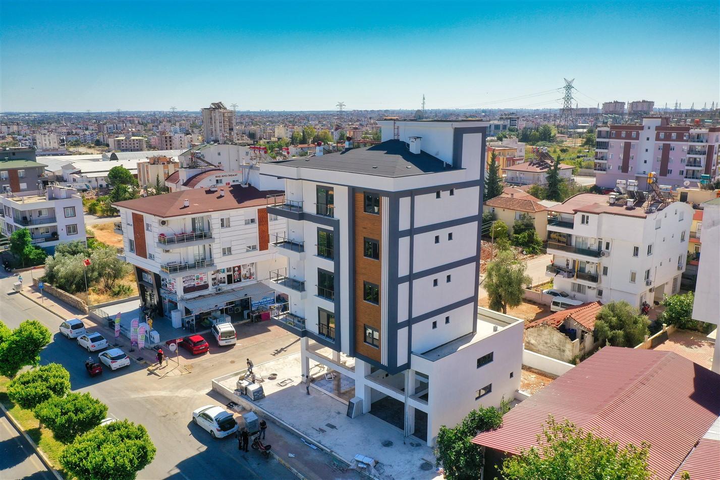 Четырёхкомнатная квартира в Анталье по демократичной цене - Фото 2