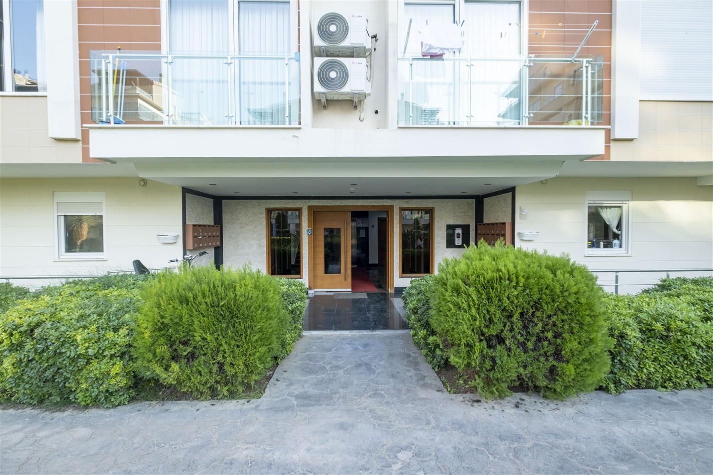 Трёхкомнатная квартира в микрорайоне Лиман - Анталья - Фото 17
