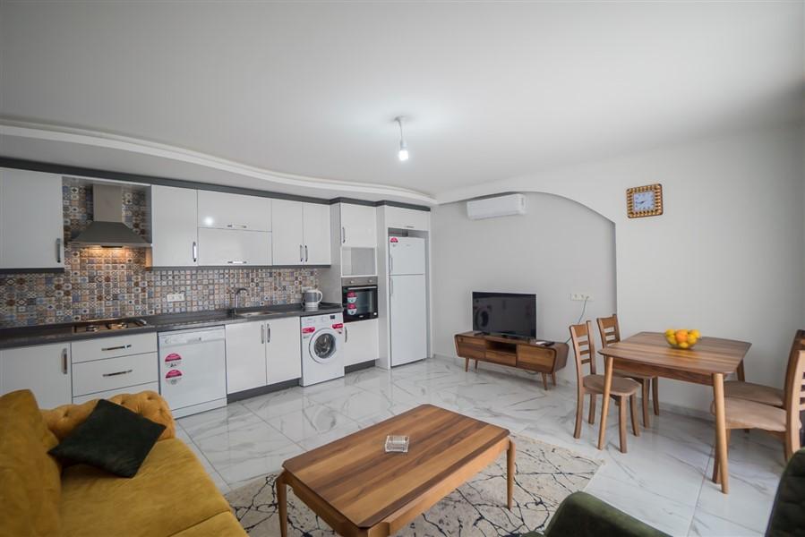Меблированная квартира 2+1 в районе Махмутлар. - Фото 15