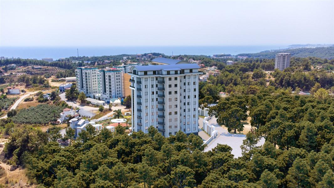 Квартиры с видом на Средиземное море по ценам строительной компании. - Фото 3