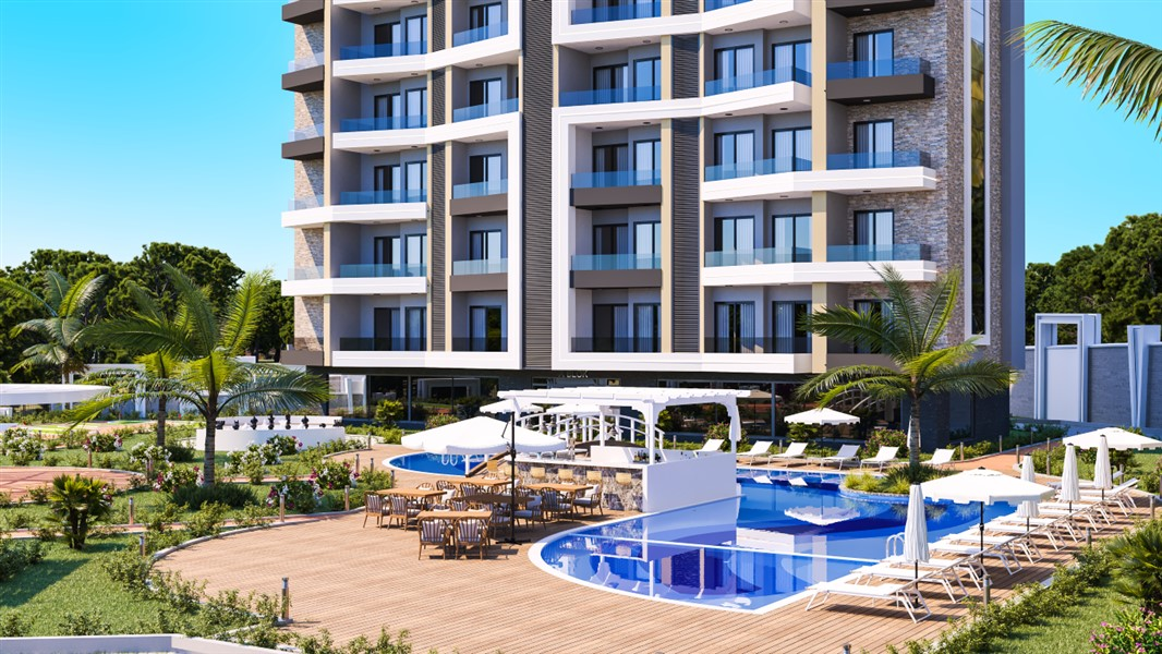 Квартиры с видом на Средиземное море по ценам строительной компании. - Фото 18