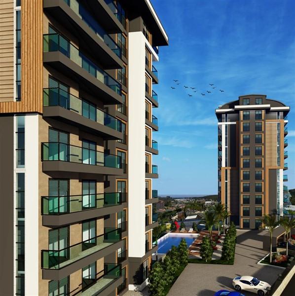 Новый инвестиционный проект элитной недвижимости в посёлке Авсаллар. - Фото 9