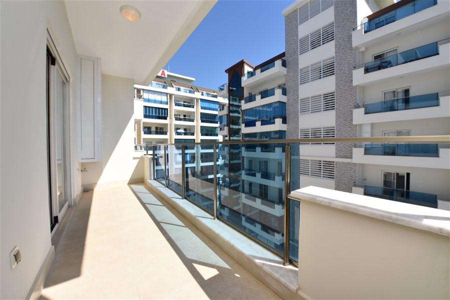 Меблированная квартира 2+1 с видом на Средиземное море. - Фото 27