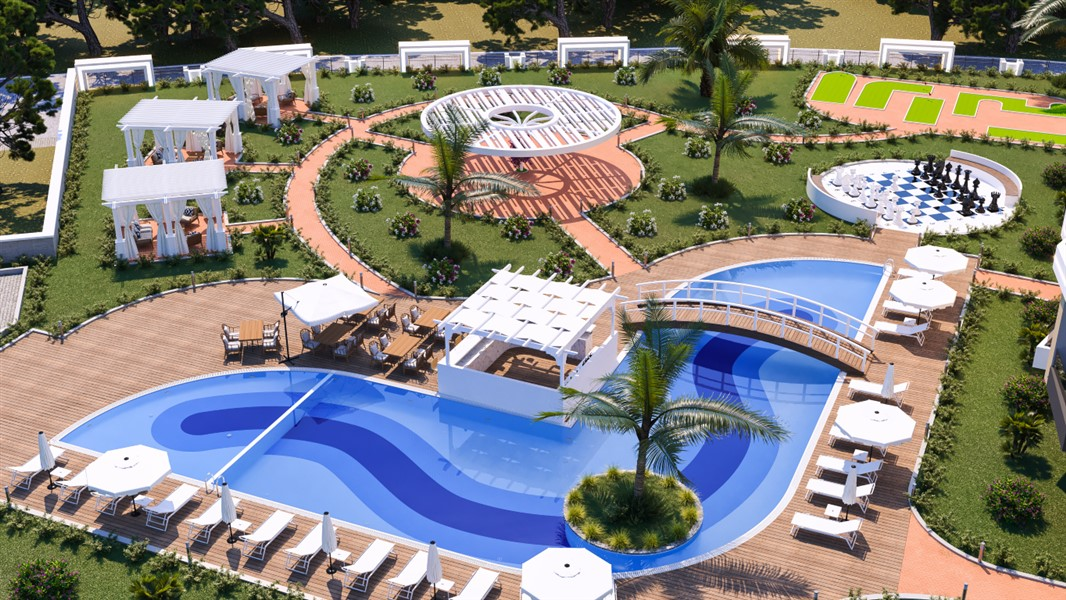 Квартиры с видом на Средиземное море по ценам строительной компании. - Фото 20
