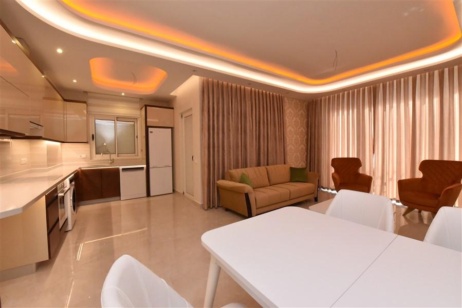 Меблированная квартира 2+1 с видом на Средиземное море. - Фото 22