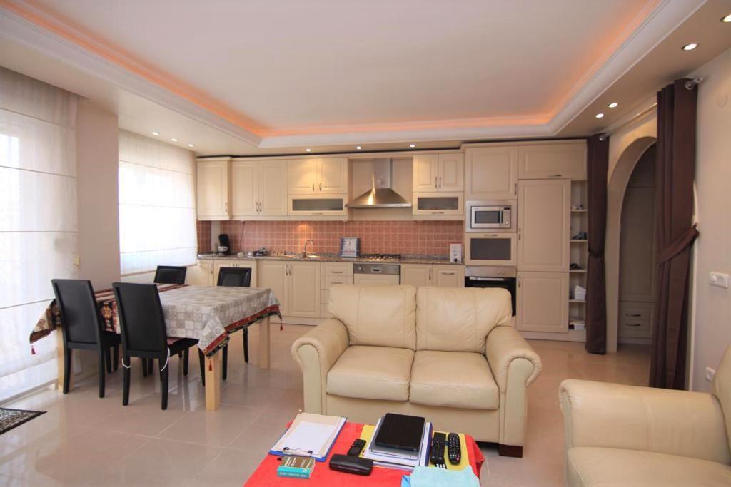 Просторная трёхкомнатная квартира в районе Махмутлар - Фото 11