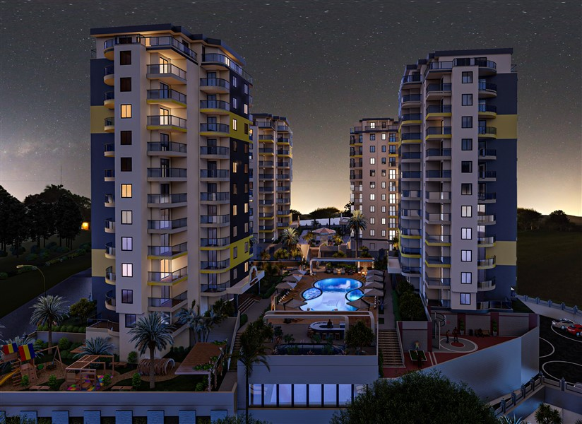 Элитный проект жилого комплекса в районе Махмутлар - Фото 7