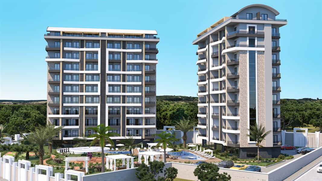 Квартиры с видом на Средиземное море по ценам строительной компании. - Фото 14