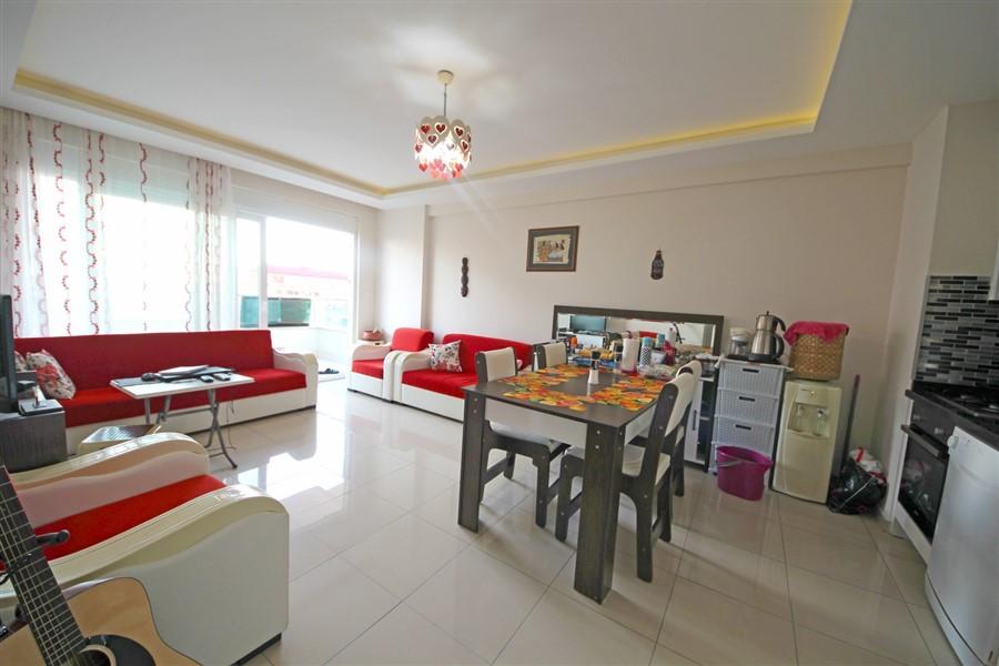Меблированная квартира 1+1 в центре района Махмутлар - Фото 9