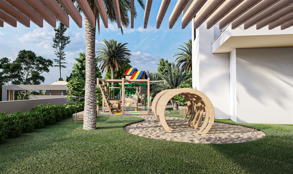 Элитный проект жилого комплекса в районе Махмутлар - Фото 17