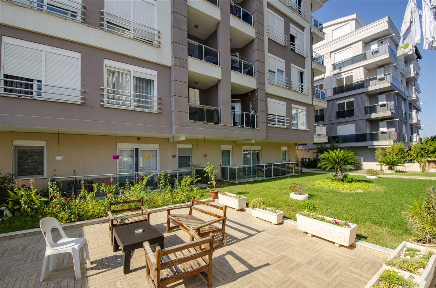 Двухкомнатная квартира в районе Коньяалты - Фото 7